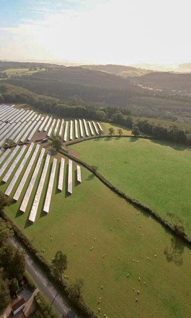 investeren in zonnepark