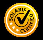 solarif certified