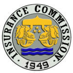 Logo from the Phillipine Insurance Commission 1949