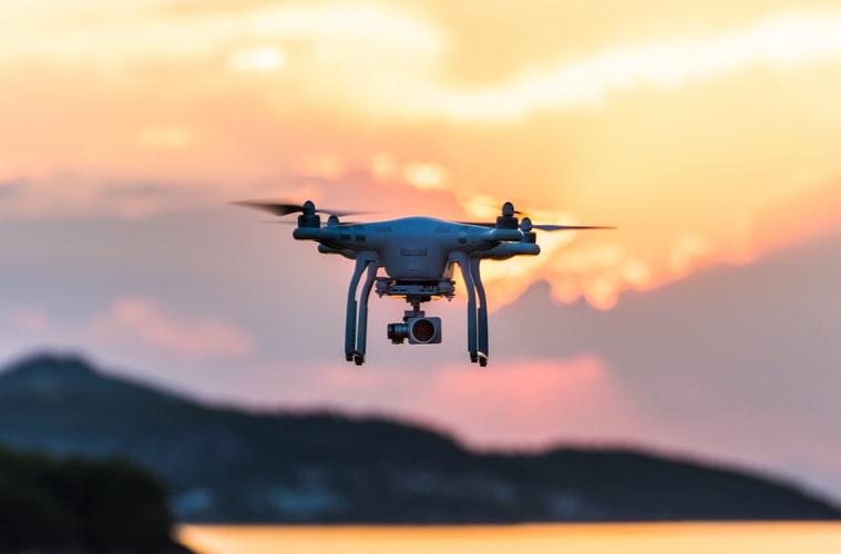 drone Solarif