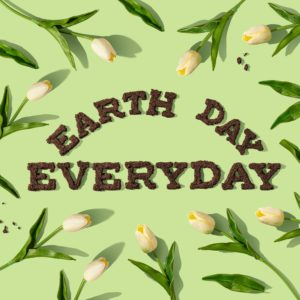 Earth day at work